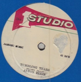 Alton Ellis / Mad Lads - Tumbling Tears / Losing you