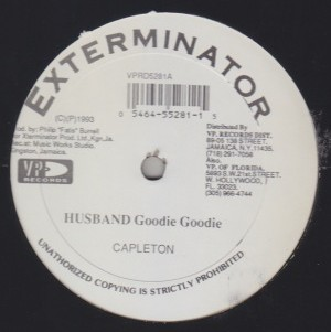 Capleton - Wicked A Go Fall / Husband Goodie Goodie