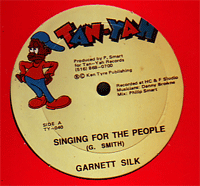 Garnett Silk - Singing For The People