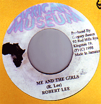 Robert Lee - Me and the Girls