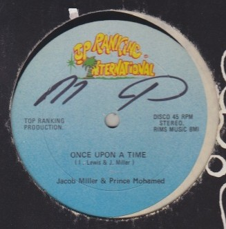 Jacob Miller - Once Upon A Time