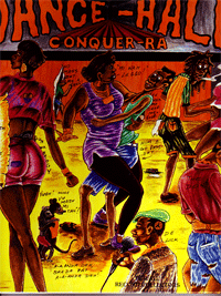 Various Artists - Dance Hall Conquer-Ra Vol. 1