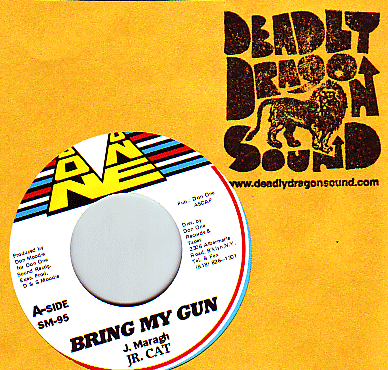 Junior Cat - Bring My Gun