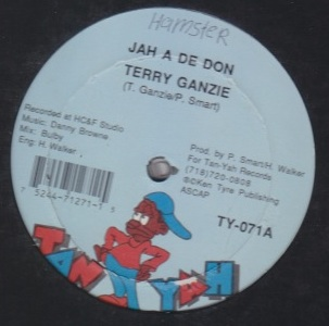 Terry Ganzie - Jah A De Don