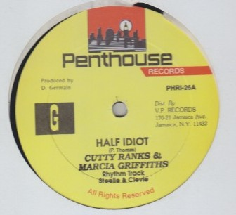 Marcia Griffiths & Cutty Ranks - Half Idiot (remix)