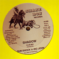 Sun Shock & Big John - Shadow