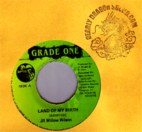 Junior Wilson - Land of My Birth