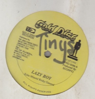 Echo Minott & Ricky General - Lazy Body