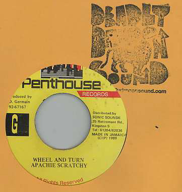 Apachie Scratchy - Wheel And Turn