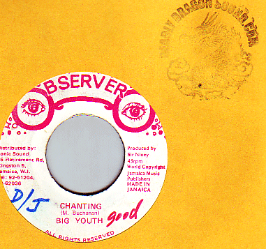 Big Youth - Chanting