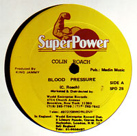 Colin Roach / Leroy Smart - Blood Pressure / Swell Headed