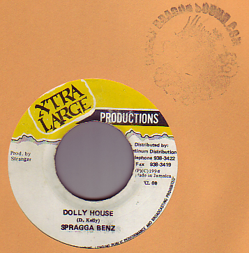 Spragga Benz - Dolly House