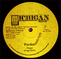 Sluggy Ranks / Lloyd Stiff - Pardon / Wuk It