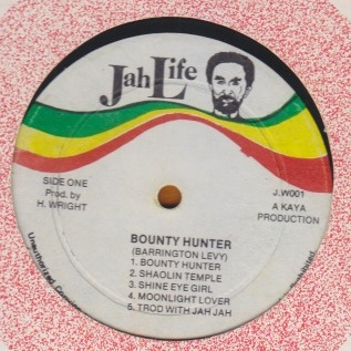 Barrington Levy - BOUNTY HUNTER
