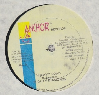 Mighty Diamonds - Heavy Load / War Mongers