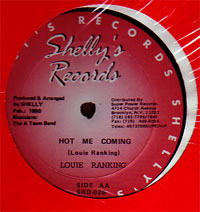 Louie Ranking / Sluggy Ranks - Hot Me Coming / Tell Me Now