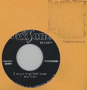 Bob Andy / Melodians - Ive Got To Go Back Home / Lay It On