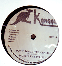 Dignitary Stylish - Don't Touch The Crack