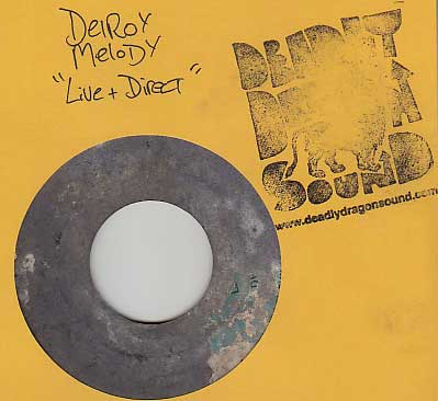 Delroy Melody - Live & Direct