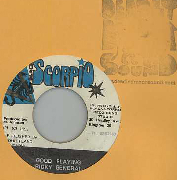 Ricky General - Good Playing Sound