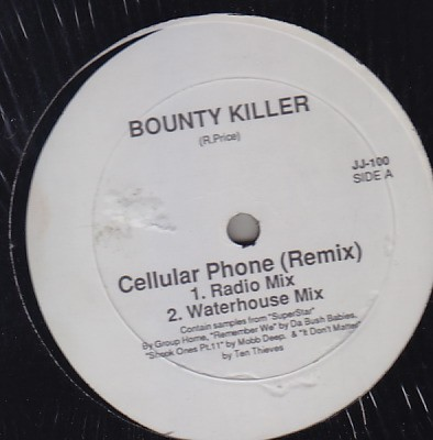 Bounty Killer - Cellular Phone Remix Refix