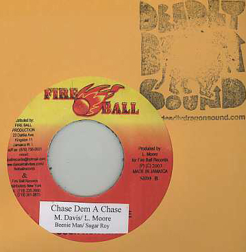 Beenie Man - Chase Dem A Chase