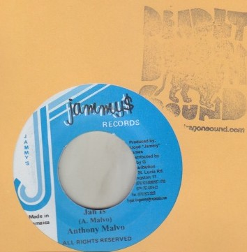 Anthony Malvo - Jah Is