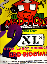 Various Artists - 2 Bad Riddims