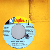 Risto Benjie & Courtney Melody - Right Side of Life