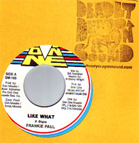 Frankie Paul - Like What