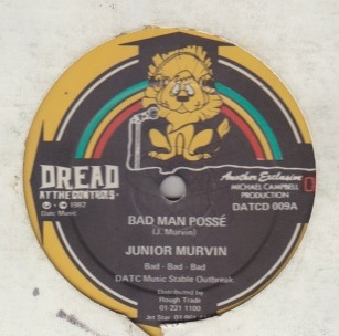 Junior Murvin - Bad Man Possee