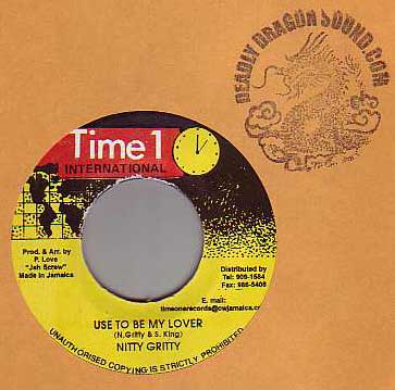 Nitty Gritty - Used To Be My Lover