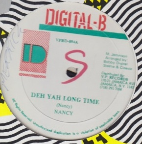 Sister Nancy / Johnny Osbourne - Deh Yah Long Time / Play Play Girl