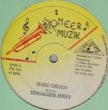 Brigadier Jerry - Hard Drugs / Tour The World