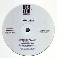Jamal-Ski - Piece Of Reality