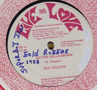 Red Dragon - Do The Della Skank
