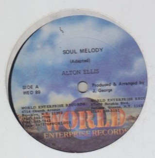 Alton Ellis - Soul Melody