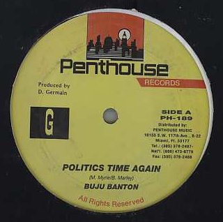 Buju Banton - Politics Time Again