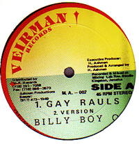 Billy Boyo / Howie Irie - Gay Rauls / Yard Man Rule