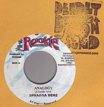 Spragga Benz - Analogy