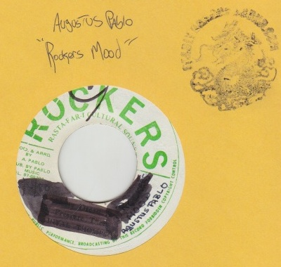 Augustus Pablo - Rockers Mood / Pablo on the Hill