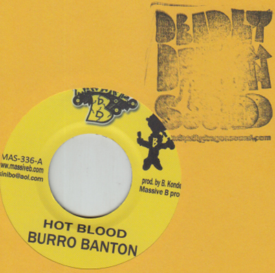 Burro Banton - Hot Blood