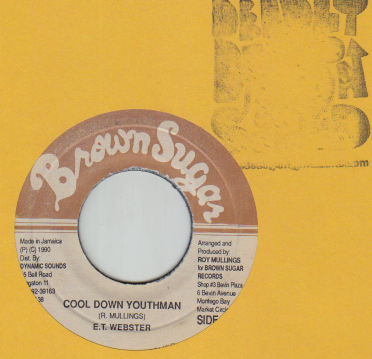 ET Webster - Cool Down Youthman