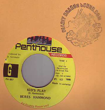 Beres Hammond - Kids Play