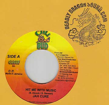 Jah Cure - Hit Me With Music