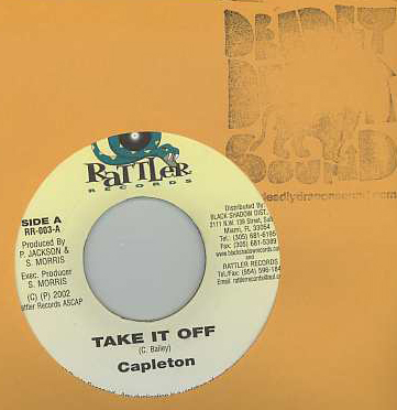 Capleton - Tek It Off