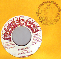 Frankie Paul - To The Fire