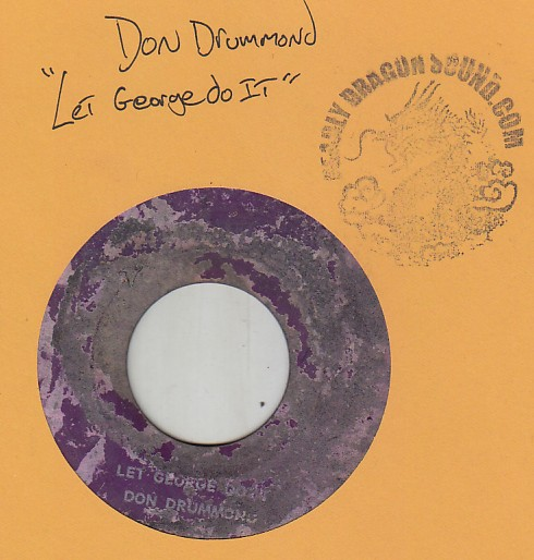 Don Drummond - Let George Do It