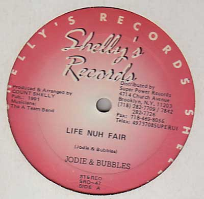 Jodie & Bubbles - Life Nuh Fair