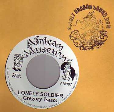 Gregory Isaacs - Lonely Soldier